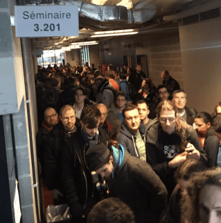 Highlights from the FOSDEM package management dev room