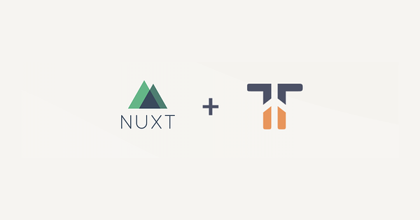 Nuxt is now part of the Tidelift Subscription