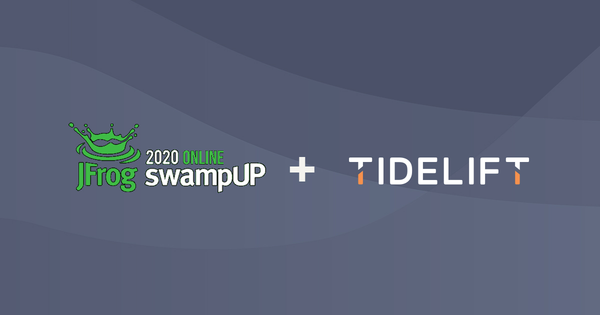 swampup-tidelift